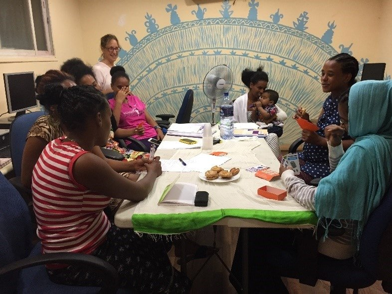 Help Asylum-Seeking Eritrean Women in Israel Heal