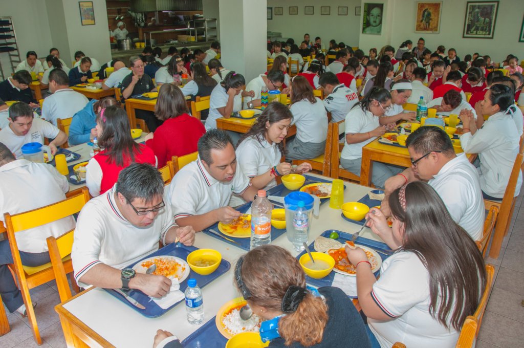 Support people with Down Syndrome in Mexico
