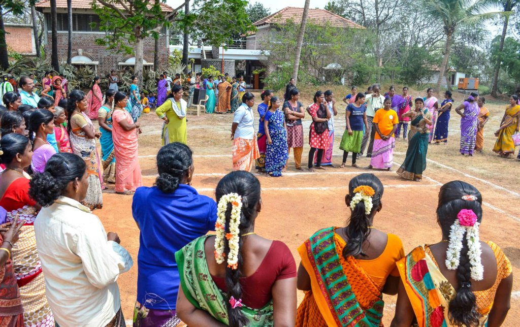 Sports for Women and Girls in Rural India