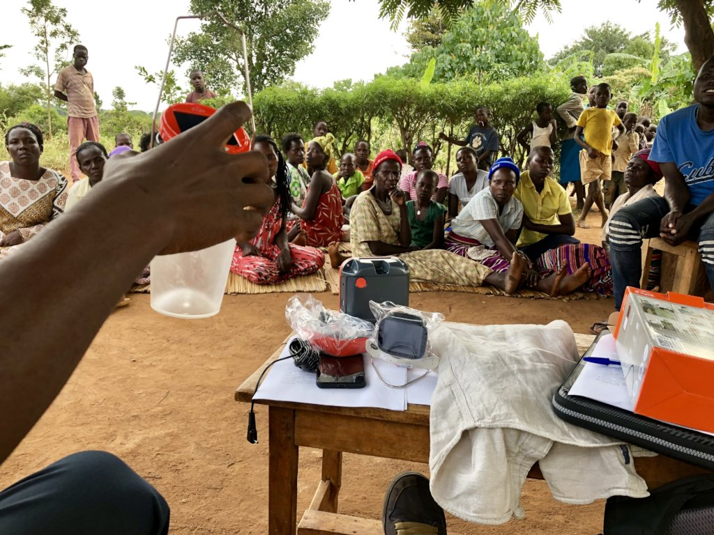 DONATE SOLAR LIGHT TO 5000CHILDREN IN RURAL UGANDA