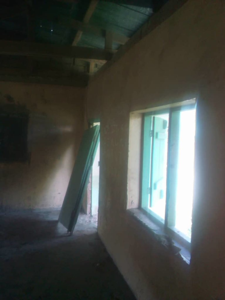 Renovate 9 Classrooms for 211 kids in Nigeria