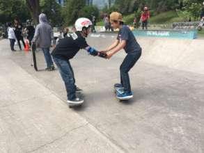 Inclusive Skate Session