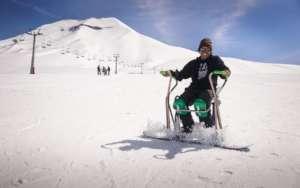 Adaptive Snowboard