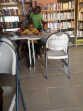 After school tutoring at the Centre