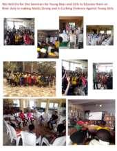 A Collage of Seminars
