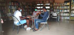 Tutoring at the Centre