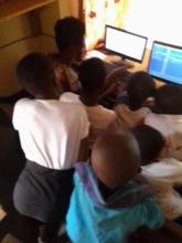 Computer Skills Training Ozalla Ezimo