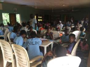 Maid Strong Girls Engaging in Advocacy