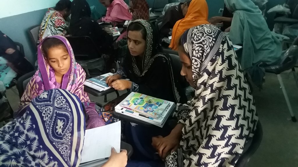Help a Girl to complete primary Education