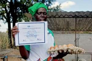 Economically empowered rural women