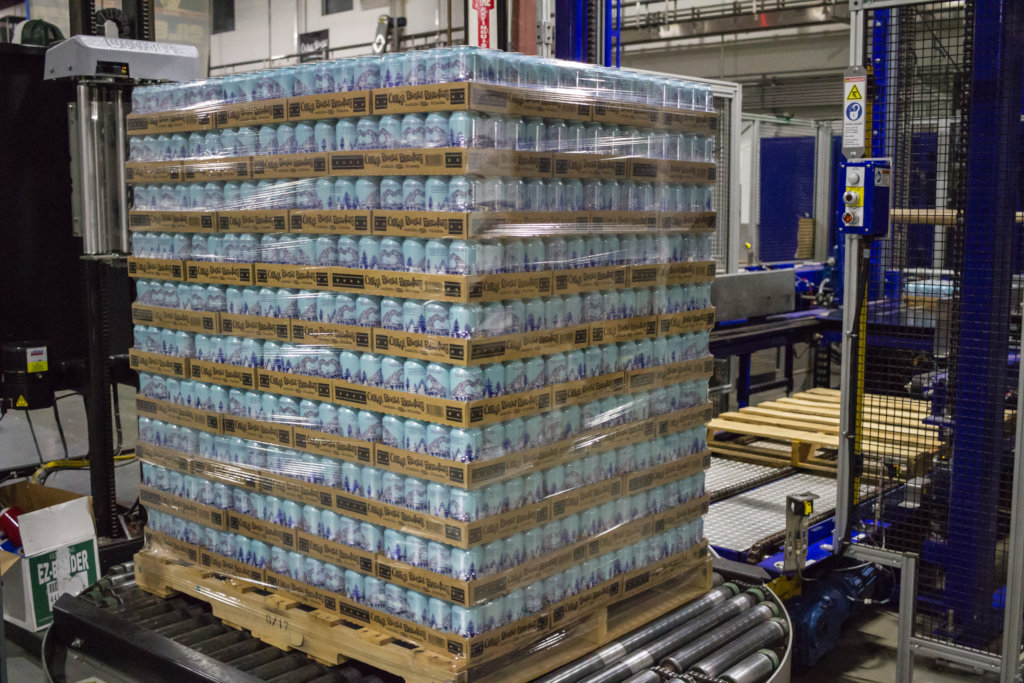 50K Cans of Drinking Water to Post Disaster Areas