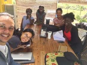 Impactathon with university students
