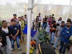 Exchange with uni students