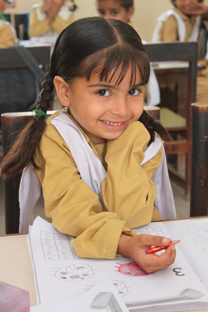 Reports on Support a TCF School in Pakistan for a Year