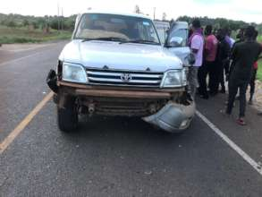 Team HCU is blessed to have survived uninjured