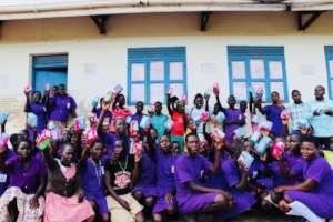 Rural schoolgirls educated on reproductive health