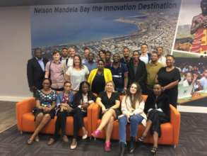 Digital Generation Youth Proj. Kick-Off, S. Africa