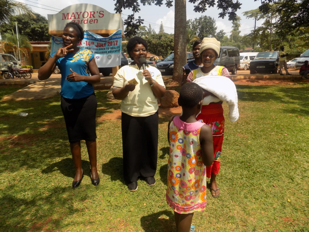 Empowered Parents, Inclusive Communities for Deaf