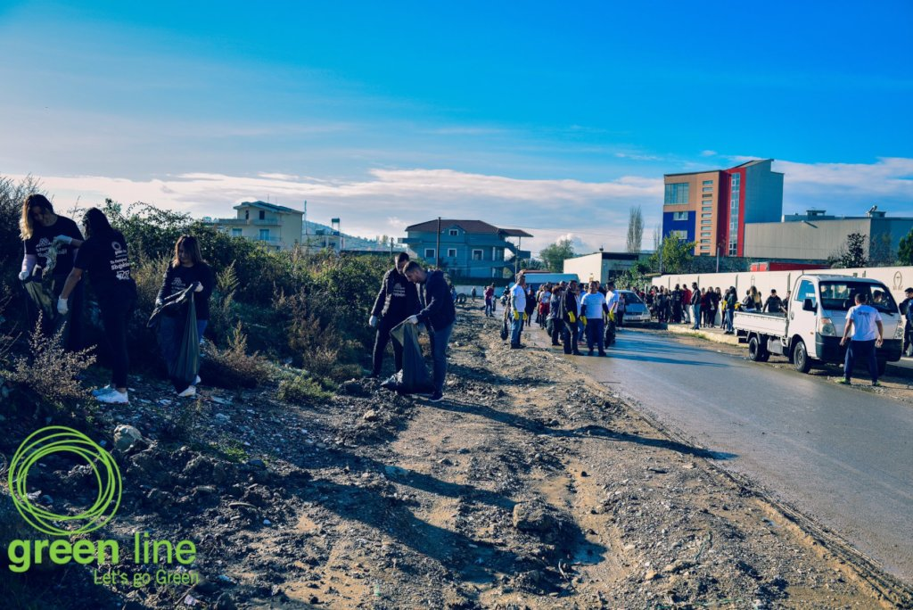 World Cleanup Day in Albania