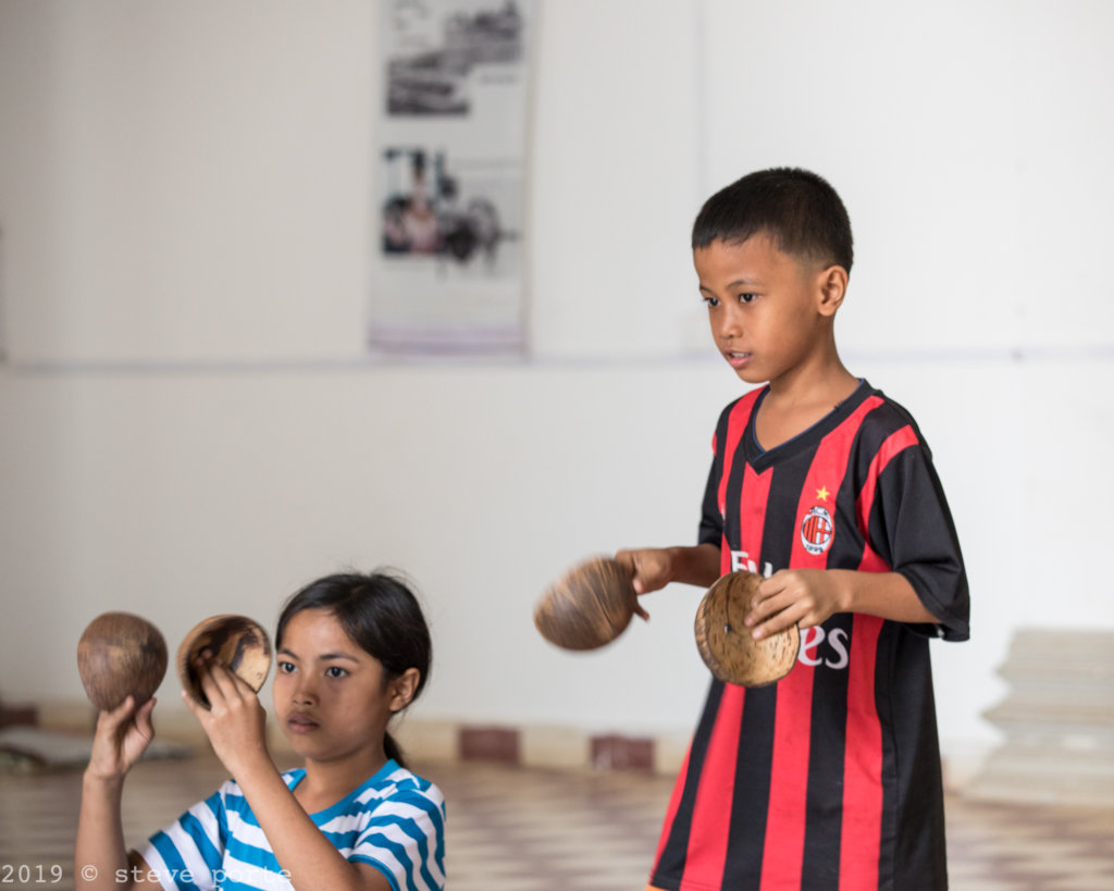 Emergency Support for Vulnerable Children Cambodia