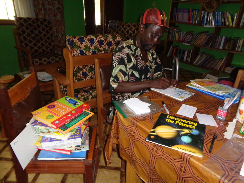 Literacy for 100 Vulnerable Children in Liberia