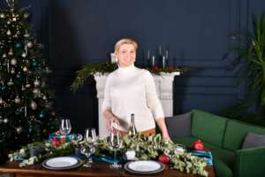 Christmas photosession in Voronezh