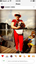 Photopicnic in Gorky park