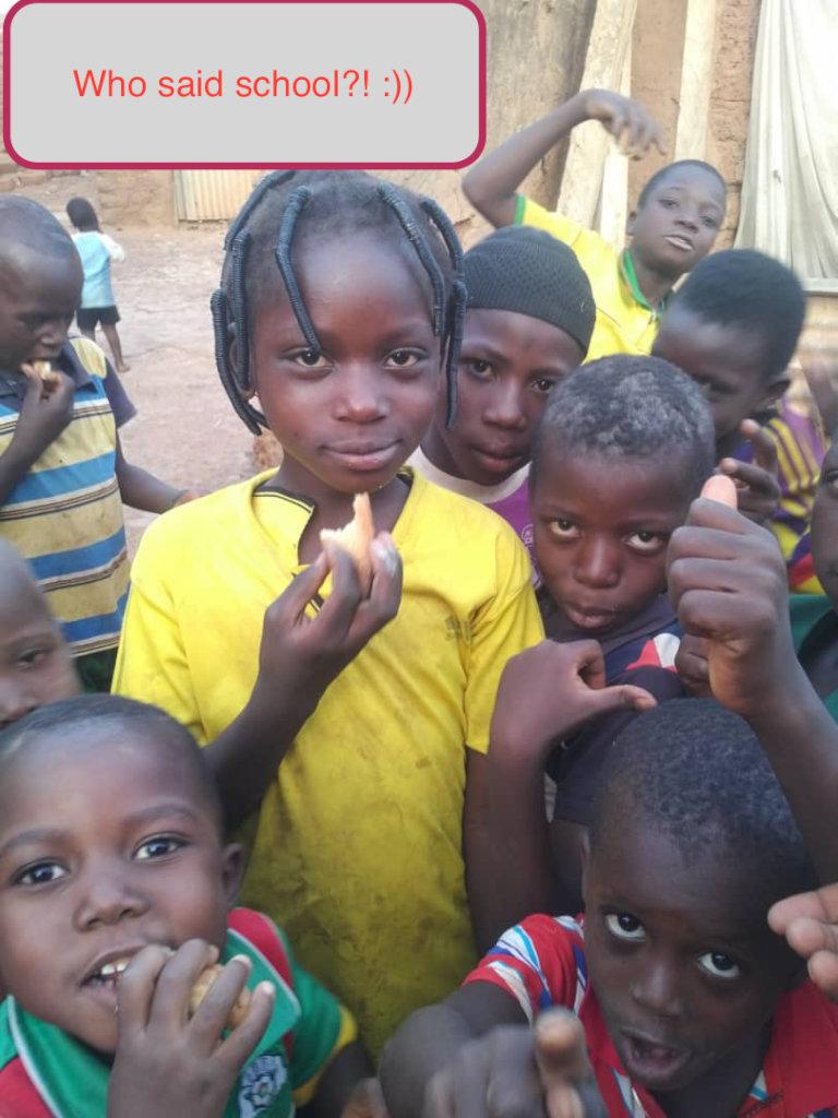 Build a school for 150 children in Burkina Faso
