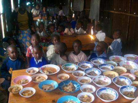 Schooling, food and shelter for Kenyan kids