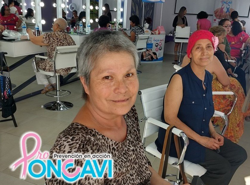 ONCOTHON FOR WOMEN WITH BREAST CANCER IN BC,MEXICO