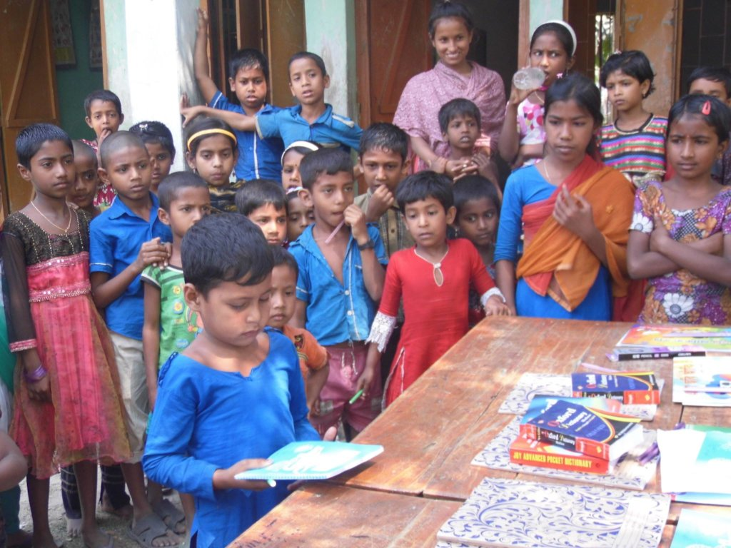 Educate Unprivileged Kids through Free of Cost