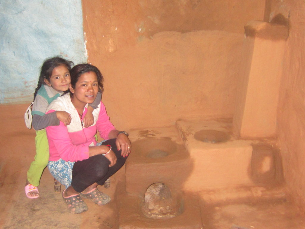 Make 250 homes in Nepal Indoor Air Pollution Free