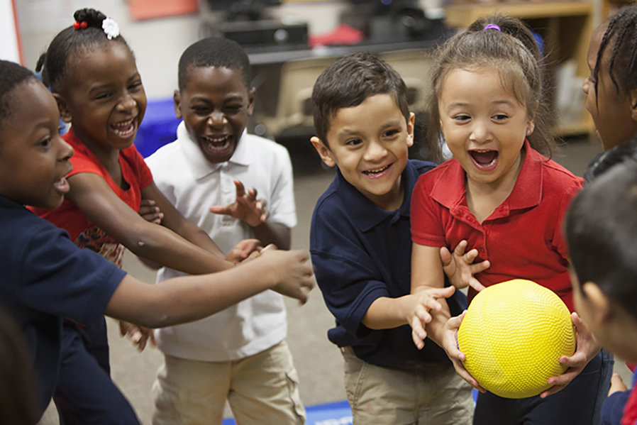 Playworks National: Powering Play Across America