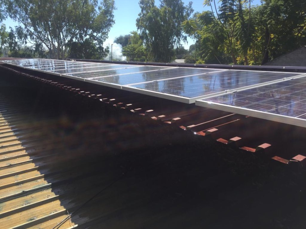Solar Project Saves Lives