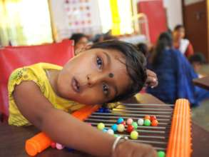 Change the lives of disabled children in India
