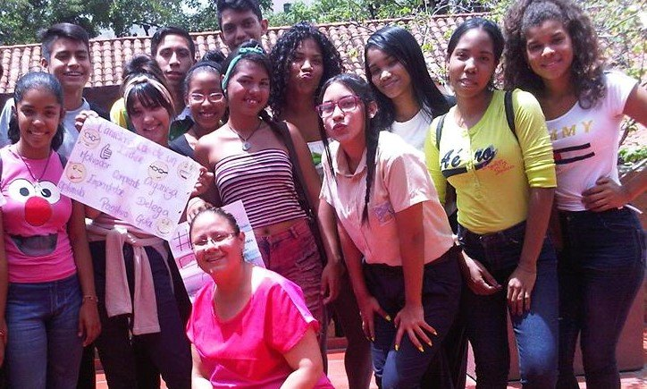 Empowering 400 girls and young women in Venezuela
