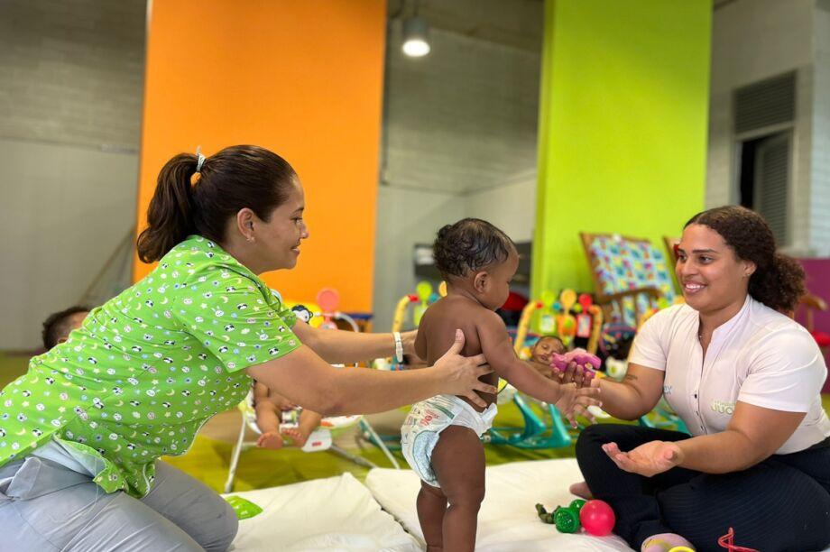 Advancing integral development of 240 poor babies