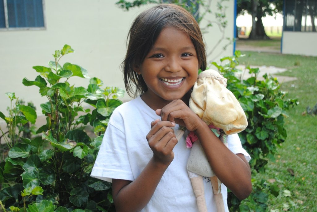 HELP EDUCATE INDIGENOUS CHILDREN IN VENEZUELA