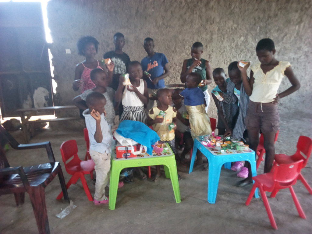 Building a Safe Space for Survivors (AGYW) of SGBV