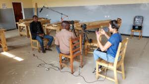 Interviewing Jacques Kabongo