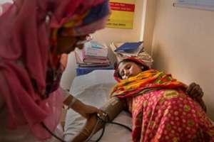 Midwife in Cox's Bazaar