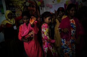 Safe Spaces Rohingya