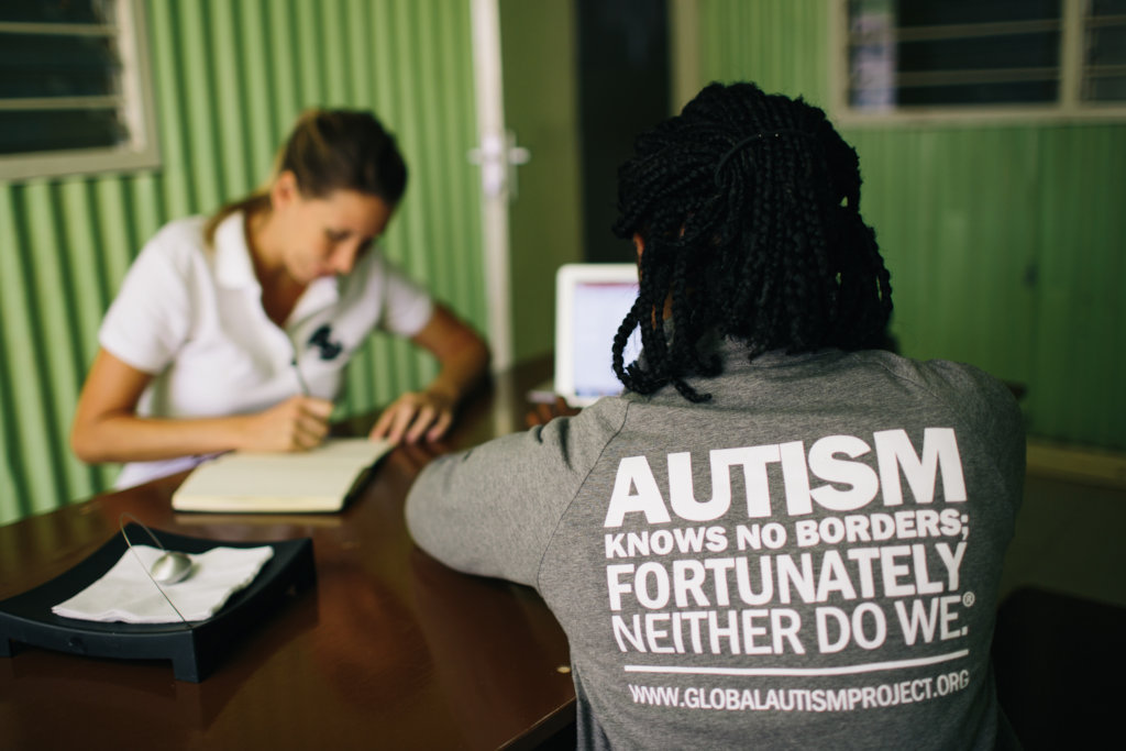 Educate children with autism worldwide