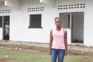 Maho, 18-year-old student at Ranomafana Lycee.