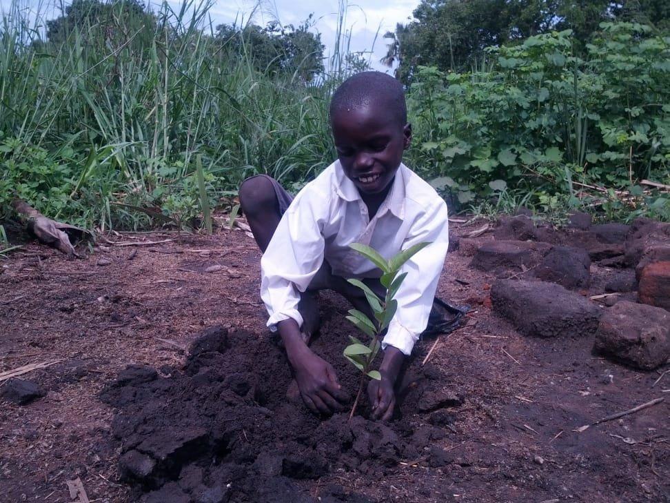 Child Led Clean Environment Initiative  in Gulu