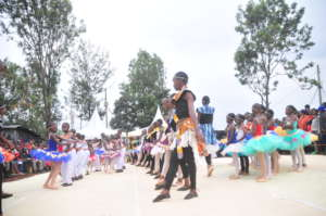 Voices of Kibra Performance