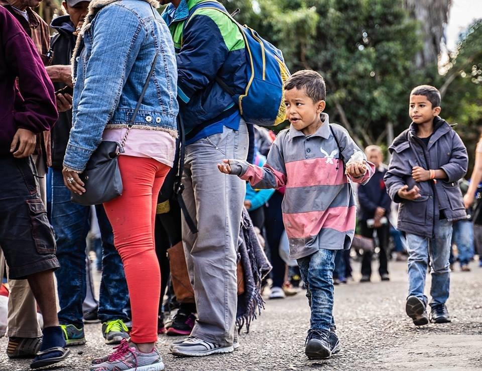 Education Programs for Migrant Children in Tijuana