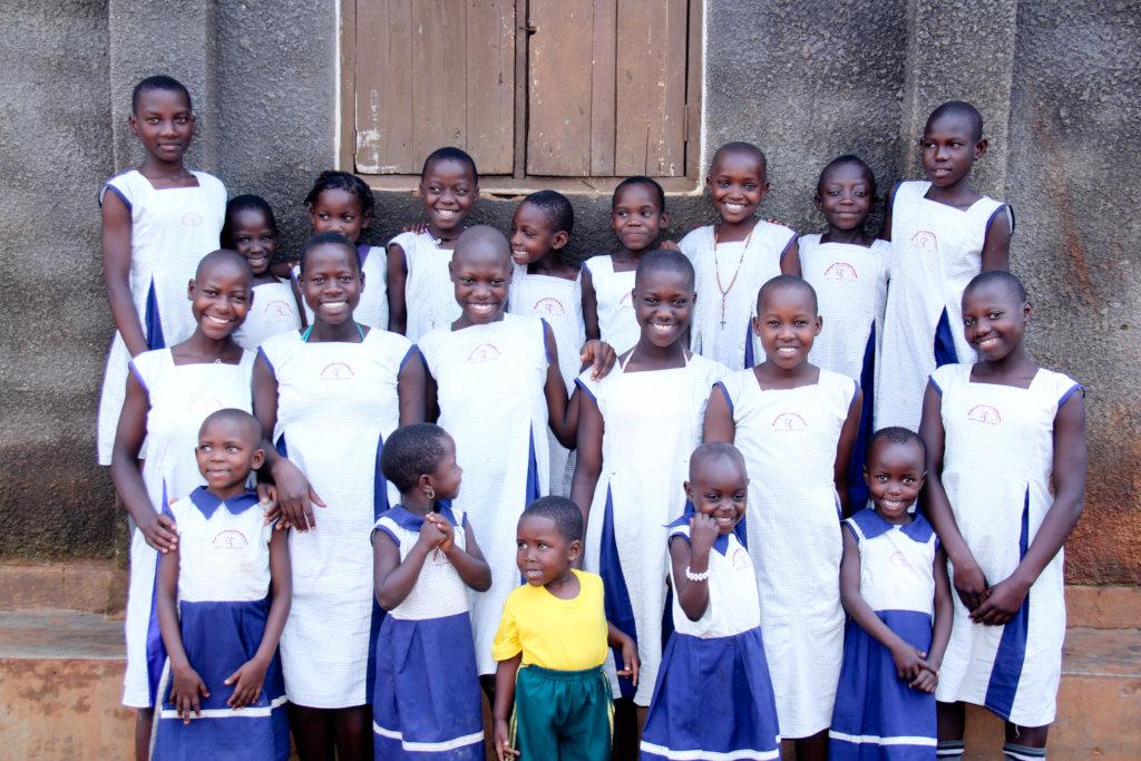 Construct 4 classroom block at Grace Orphanage.