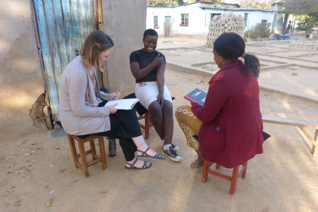Soap-making to Combat Child Marriage in Zimbabwe