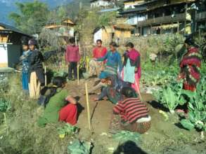 Practical, hands-on horticultural training